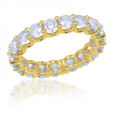 9CT Gold Ladies Gold ring